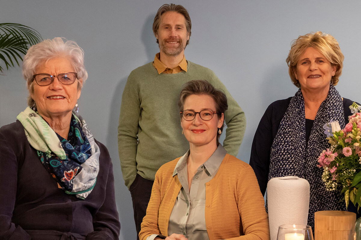 Team Uitvaartverzorging De Vries 2021